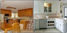 DIY Block Kitchen