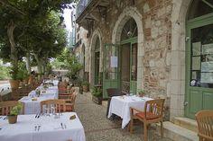 Hôtel de l'Horloge, Auvillar, Tarn-et-Garonne, Midi-Pyrénées, France. Photo: Kajsa Hartig.