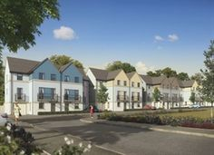'Saltram Meadow' is a stunning mix of one, two, three, four & five bedroom houses, cottages, and apartments in a superb setting in the historic marine city of #Plymouth.