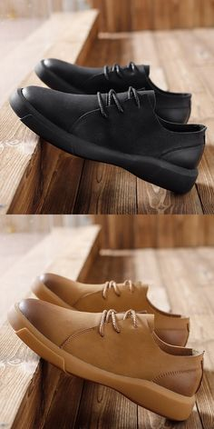 Casual Leather Shoes, Leather Men, Casual Shoes, Suede Leather, Leather Sneakers, Casual Outfits, Best Leather Backpack, Men's Shoes, Dress Shoes