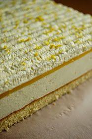 Składniki:   Na biszkopt:   - 3 jajka   - 1/2 szkl cukru   - 1/2 szkl mąki pszennej   - 1/2 szkl mąki ziemniaczanej   -1/2 łyżeczki pro... Polish Recipes, Polish Food, Orange Crush, Food Cakes, Tart, Cake Recipes, Food And Drink, Sweets, Bread