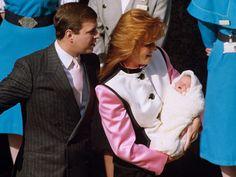 Les bébés royaux au fil des ans                                                                                                                                                                                 Plus