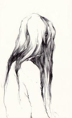 Dibujo a tinta