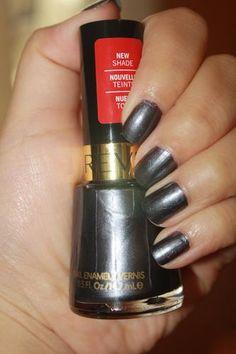 revlon nail polish color midnight haze