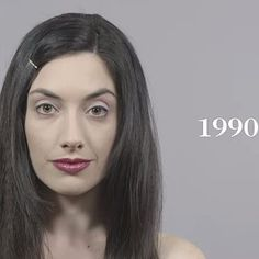 This Video Showing Beauty Trends of the Past 100 Years Is Mesmerizing: When it comes to our TV watching habits, we can't help but notice that period pieces like Boardwalk Empire and Mad Men have a starring role.