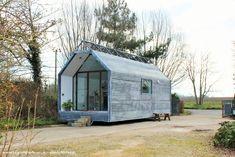 My Mobile Cabin, Cabin/Summerhouse from Yard, soon to be in the meadow #shedoftheyear