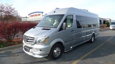 Low prices, great selection, New 2017 Airstream Interstate Grand Tour EXT is waiting for you at National RV Detroit. Ask for VIN# 289239.