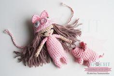 Поросенок или свинья - символ нового 2019 года. Игрушку поросенка будет рад получить каждый, в виде сувенира на новый год. #piggygirl #piggycrochet #easyknit #поросеноккрючком #хрюшакрючком #свинкакрючком #символ2019