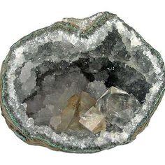 # Calcite in vug Jalgaon, Maharashtra, India