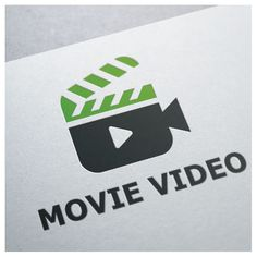 Movie Camera Logo - Bevouliin
