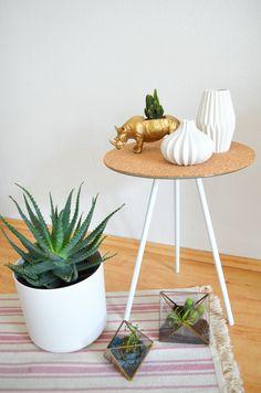 Hallo ihr Lieben, spätestens seit dem Erscheinen der Preview auf die neue Ikea Sinnerlig Kollektion sind Möbelstücke mit Kork in all...