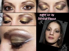 Belly Dance Make up by Serena Vacca  #makeup  https://www.facebook.com/profile.php?id=1415931076