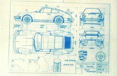 911 turbo blueprint