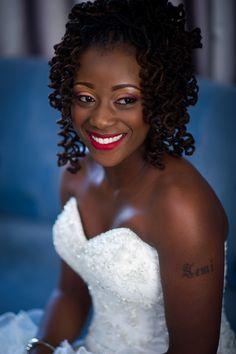 Nigerian Wedding in Maryland from BCG Events with Photos From Dotun Ayodeji: Kemi + Yinka - Munaluchi Bridal Magazine