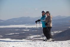 Ski_Bromont   Flickr: partage de photos! Bromont, Ski Trips, Wine Country, Quebec, Skiing, Mountains, Photos, Travel, Scouts