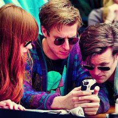 I bet they are looking at pinterest ;)