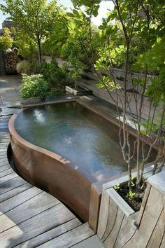 Breathtaking Small Backyard Jacuzzi Ideas Atemberaubende kleine Garten-Whirlpool-Ideen, Wie Sie viel