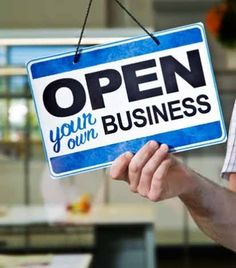 A range of services are available if you are setting up your business for the first time.
