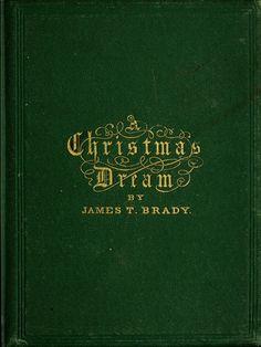 A Christmas dream 1869