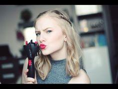 BABYLISS Twist Secret Tutorial | AnnBloggerKid - YouTube