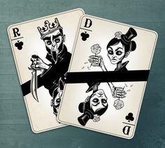 Playing cards - nimro