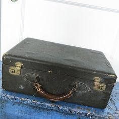 A personal favorite from my Etsy shop https://www.etsy.com/listing/497017094/vintage-brown-suitcase-vintage-suitcase