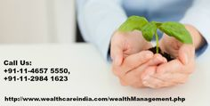 is a leading wealth management firms in Delhi. Call us @ 9810184368 to get a perfect wealth investment advice now! Wealth Management, Management Company, Investment Advice, Retirement Planning, Investing, Positivity, Motivation, Learning, Studying