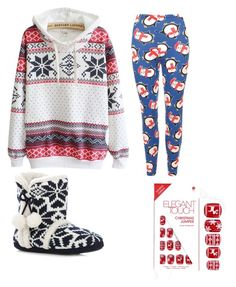"""""""Christmas"""" by luisa-shield on Polyvore featuring WearAll and Elegant Touch"""