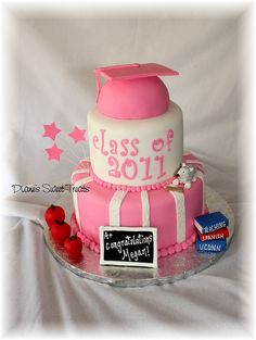 graduation cake ideas for girls - Google Search