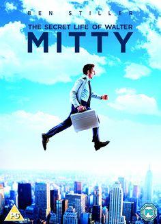 The Secret Life of Walter Mitty [DVD]: Amazon.co.uk: Ben Stiller, Kristen Wiig, Adam Scott, Patton Oswalt, Shirley MacLaine, Sean Penn: DVD & Blu-ray