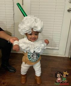Halloween dress up? so cute Credit: Dm to be featured Cute Mixed Babies, Cute Black Babies, Cute Babies, Baby Kostüm, Cute Baby Girl, Baby Kids, Cute Costumes, Baby Costumes, Costume Ideas