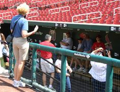 Busch Stadium Tours start in April! Get your tickets for the hour-long guided tour to get up close and personal with the home of our beloved St. Louis Cardinals. http://stlouis.cardinals.mlb.com/stl/ballpark/tours/index.jsp