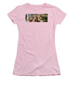 Women's T-Shirt (Junior Cut) - Bogota Colombia