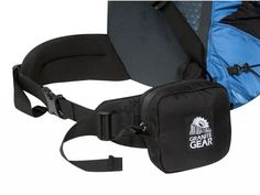 Granite Gear belt pockets work with our packs and most other packs on the market. These ultralight, foam padded pockets attach to a pack's belt webbing or a hip stabilizer strap, offering you extra room, and convenience for the items you want to have at hand on the trail. They feature a water-resistant YKK zipper. The fabrics are ultralight 70-denier ripstop Hybrid sil-nylon Cordura and 210-denier nylon Cordura. One size only. Designed for use with our ultralight belt but can be threaded on…
