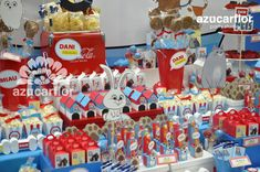 AZUCAR FLOR party studio: LA VIDA SECRETA DE TUS MASCOTAS 9th Birthday Parties, Secret Life Of Pets, Animal Party, Birthdays, Desserts, Bb, Party Ideas, The Secret, Dessert Tables