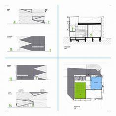 atrium studio turn heat exchanger into culture + sports center