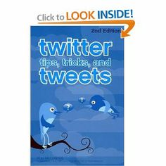 Twitter Tips, Tricks, and Tweets -The popularity of Twitter continues to soar, and is fast becoming the most popular social networking site online. Whether you're looking to learn how to set up an account for the first time or are on the prowl for some cool third-party Twitter apps, this full-color guide will boost your entire Twitter experience. Disclosure: Affiliate Link