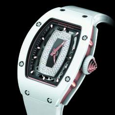 Richard Mille präsentiert vier neue Damenuhren I GF Luxury I http://www.gf-luxury.com/uhren-richard-mille-das-jahr-der-frau-schweiz-manufaktur.html