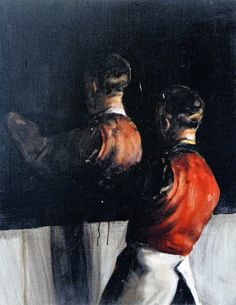Michael Borremans-Replacement(2004)