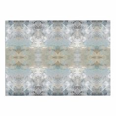 KESS InHouse Pia Schneider 'Heavenly Bird III' Blue Pattern Dog Place Mat, 13' x 18' -- Insider's special review you can't miss. Read more  : Dog food container