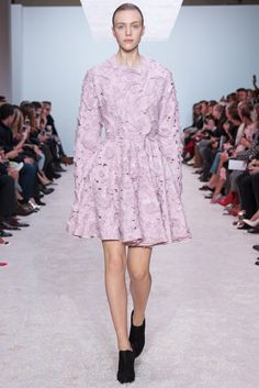 Giambattista Valli Fall 2014 Ready-to-Wear Fashion Show Collection