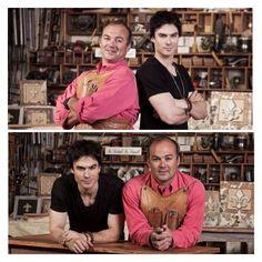 Ian & Bob
