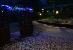 Räntää vai talven satumaa? Asenne ratkaisee! | Kodin Kuvalehti #christmas #lights #finland #december