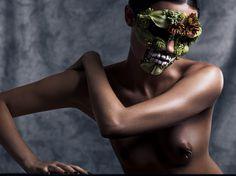 Charlotte Carey / models.com / Wicked Beauty on Behance
