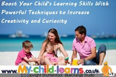 Boost your children learning skills.