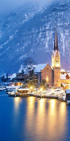 Salzkammergut Lake District, Austria