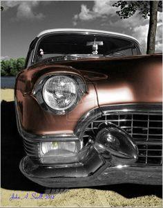Old Car by johnasnell.deviantart.com on @deviantART