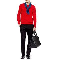 Alexander McQueenCashmere Crew Neck Sweater