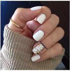 #nails #unas #manicure #easynailideas #diynails #nailtrends #nailfashion #nails2014 #trendynails #naillove