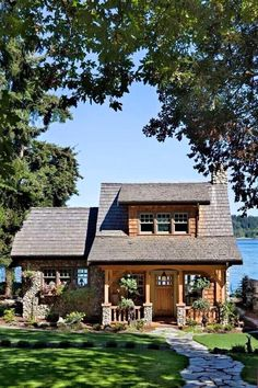 "Love this northwest Pacific Cottage shared from ""room with a view"" on FB"